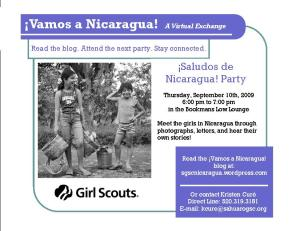 Saludos Party Invitation